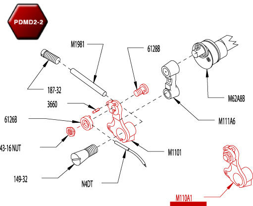 The merrow sewing machine m 1d 2 interactive parts book merrow documentation threading diagrams ccuart Choice Image